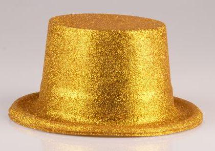 złoty kapelusz