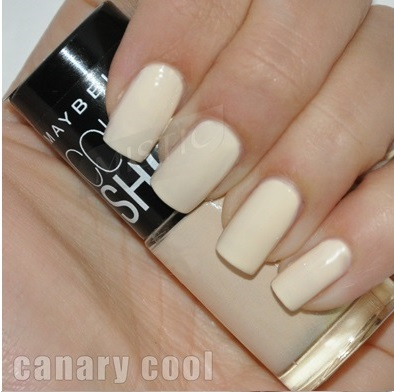 Maybelline Color Show Canary Cool