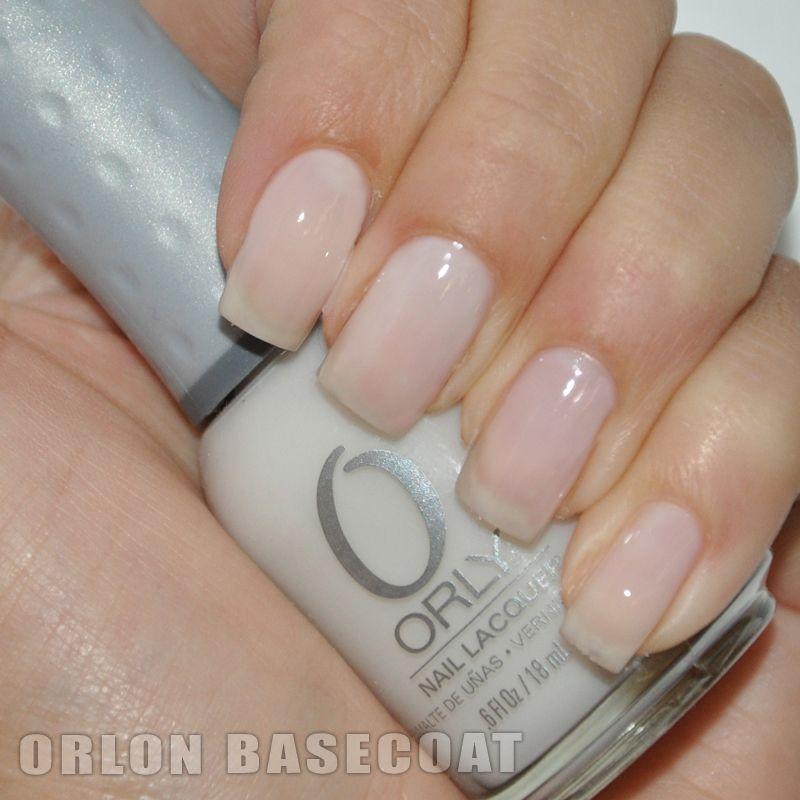 Orly Orlon Basecoat
