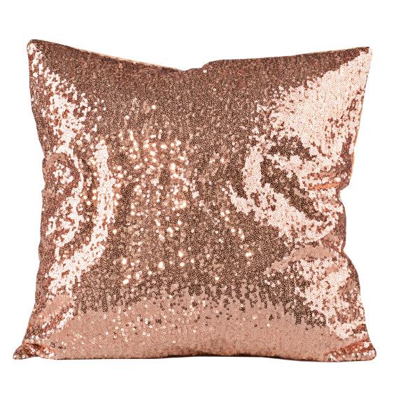 różowa poduszka