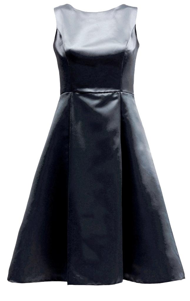18. sukienka z kola  elegancka